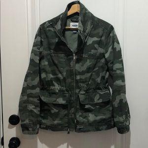 Old Navy Camo Field Jacket Size Medium
